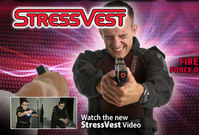 Stressvest Button